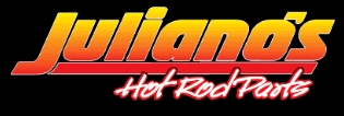 Juliano's Hot Rod Parts Logo